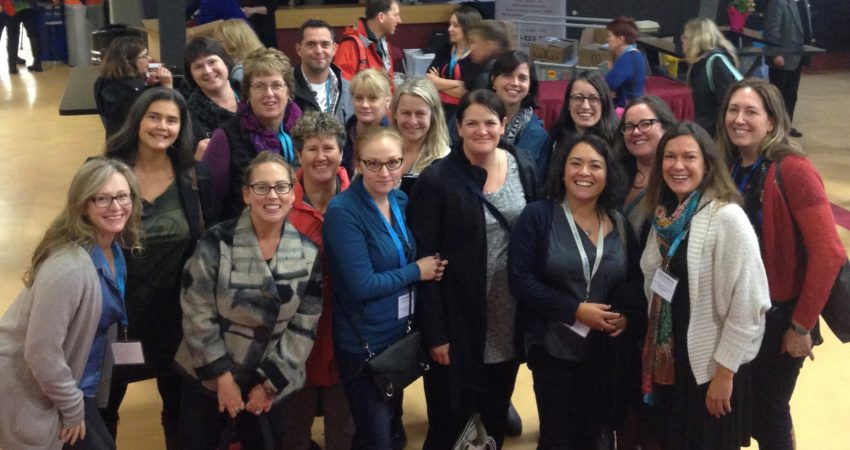 SD 61 Educators Attend the Heart Mind Conference at the Dali Lama Centre for Peace